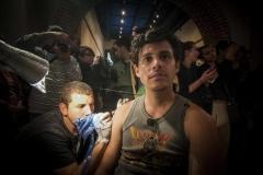 CUBA-LA HABANA-INAUGURAN EXPO DE TATUAJES Y CARTELES