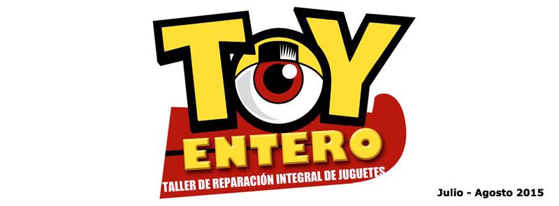 """Taller infantil: """" Toy Entero"""""""