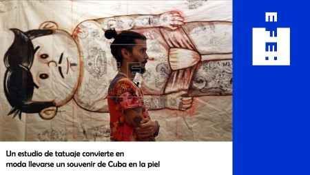 Souvenir de Cuba en la piel